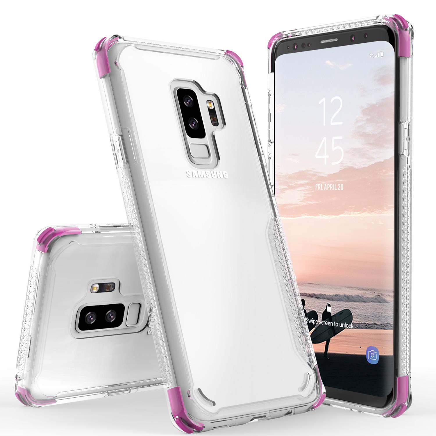 PINK GALAXY S9 PLUS CASE