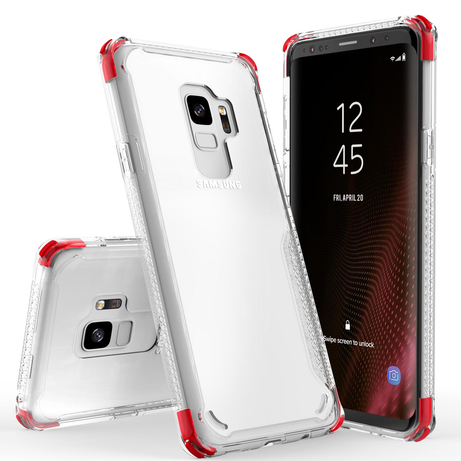 RED GALAXY S9 CASE
