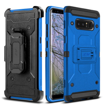 BLUE GALAXY NOTE 8 CASE