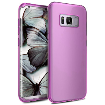 PINK GALAXY S8 HEAVY DUTY CASE