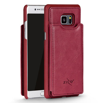 RED GALAXY S8 PLUS WALLET CASE