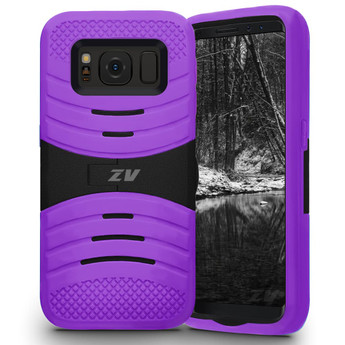 PURPLE GALAXY S8 PLUS UCASE SERIES