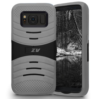 GRAY GALAXY S8 LIGHTWEIGHT CASE