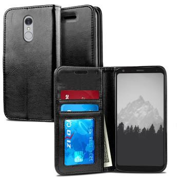 LG Q7 Plus Wallet Pouch Series - Zizo