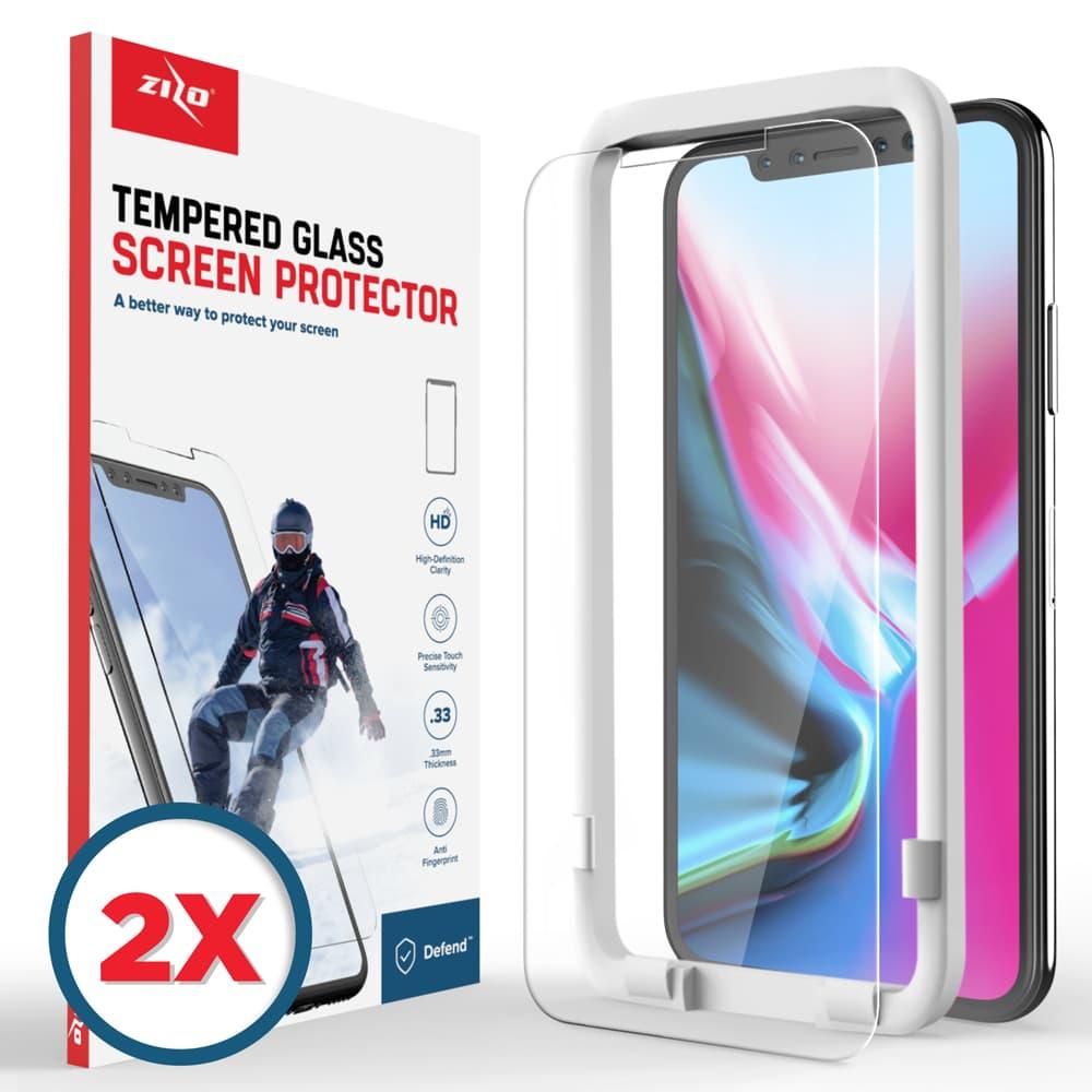 IPHONE X 2-PACK LIGHTNING SHIELD