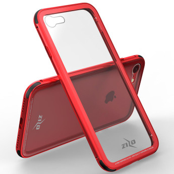 RED IPHONE 7 ATOM CASE