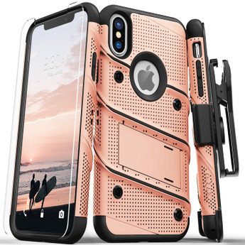 ROSE GOLD IPHONE X CASE