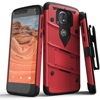 MOTO E5 CRUISE BOLT CASE