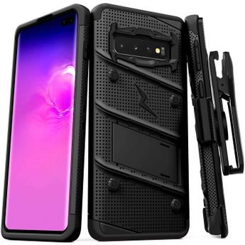 Samsung Galaxy S10 Case Bolt Series - Zizo