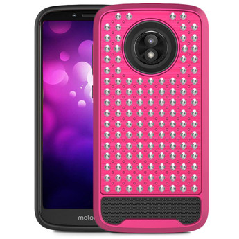 MOTO E5 CRUISE DIAMOND CASE