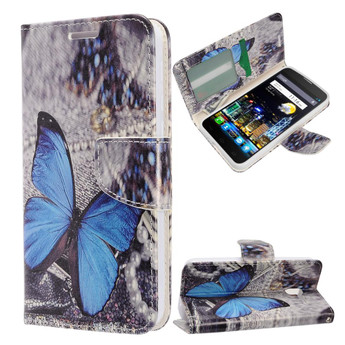BUTTERFLIES FIERCE 4 WALLET CASE