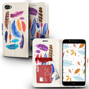 FEATHERS PULSEMIX WALLET CASE
