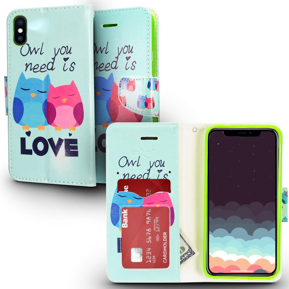 OWL IPHONE X CASE