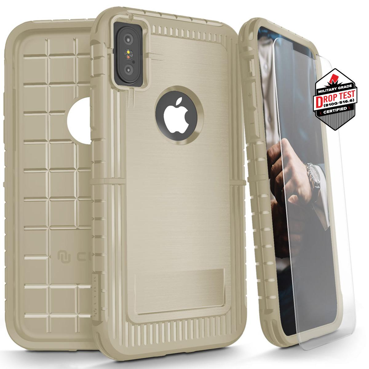 BEIGE IPHONE X CASE