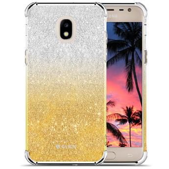 Samsung Galaxy Amp Prime 3 Case Elegant Series Glitter