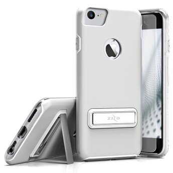 SILVER IPHONE 8 ELITE CASE