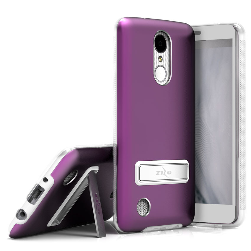 PURPLE LG ARISTO HEAVY DUTY CASE
