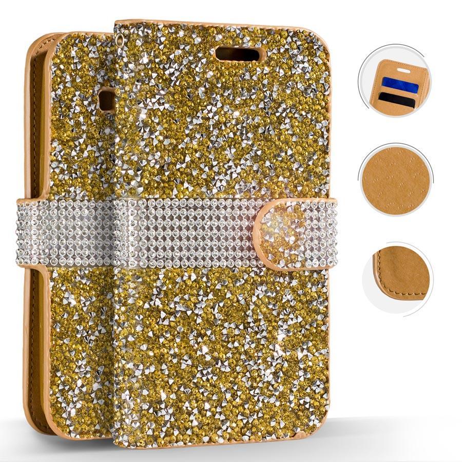 GOLD ARISTO 2 FULL DIAMOND CASE