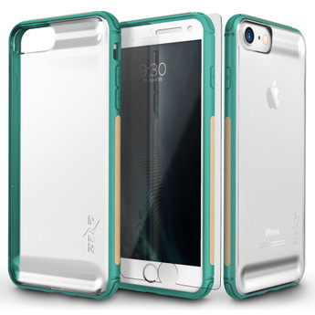 TEAL IPHONE 8 CASE