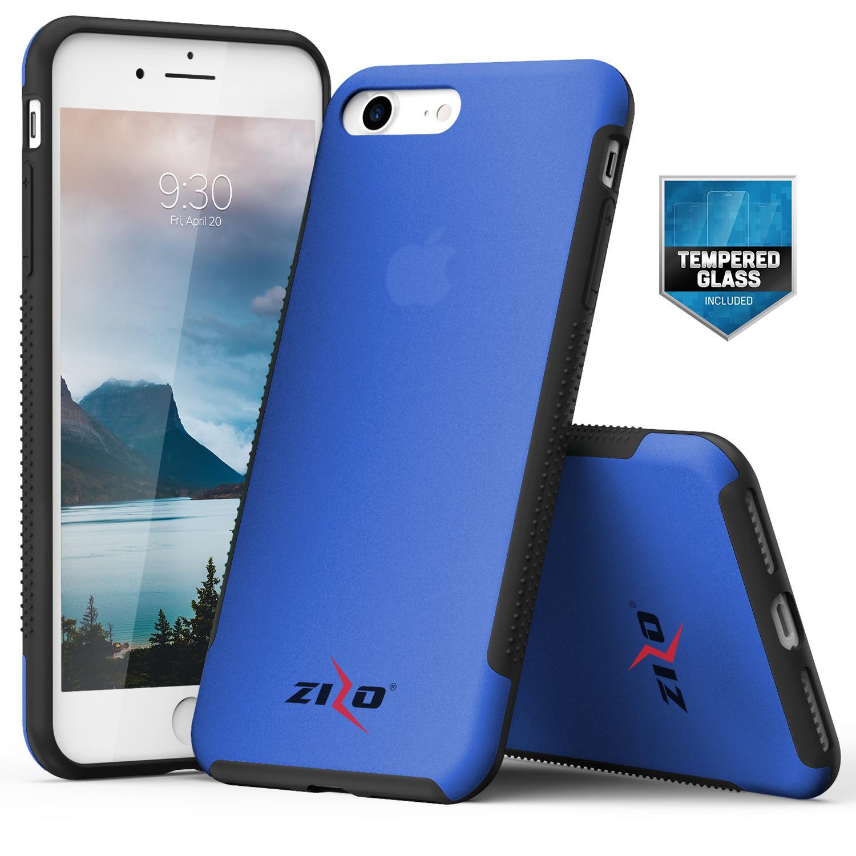 BLUE IPHONE 7 CASE
