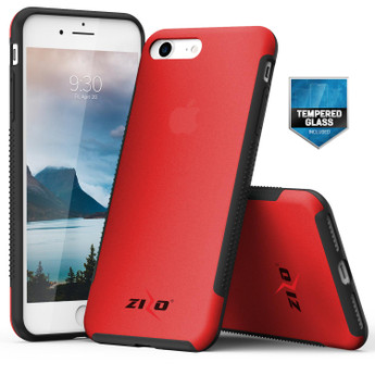 RED IPHONE 7 CASE