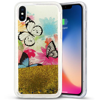 BUTTERFLIES IPHONE X CASE