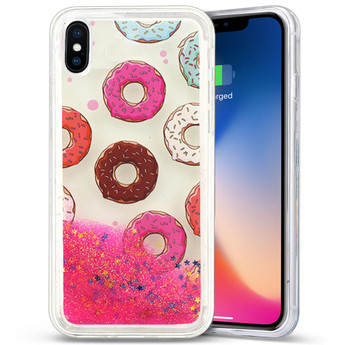 DONUTS IPHONE X CASE