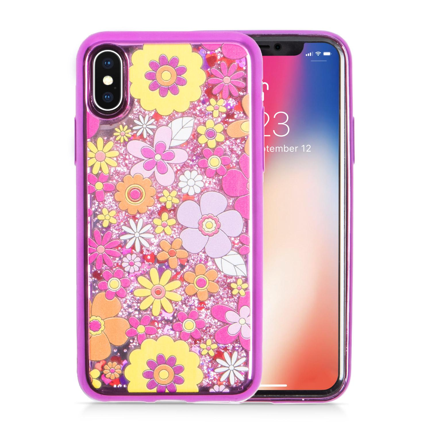 MULTIFLOWERS IPHONE X CASE