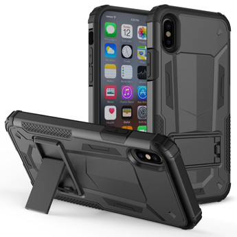 BLACK IPHONE X CASE