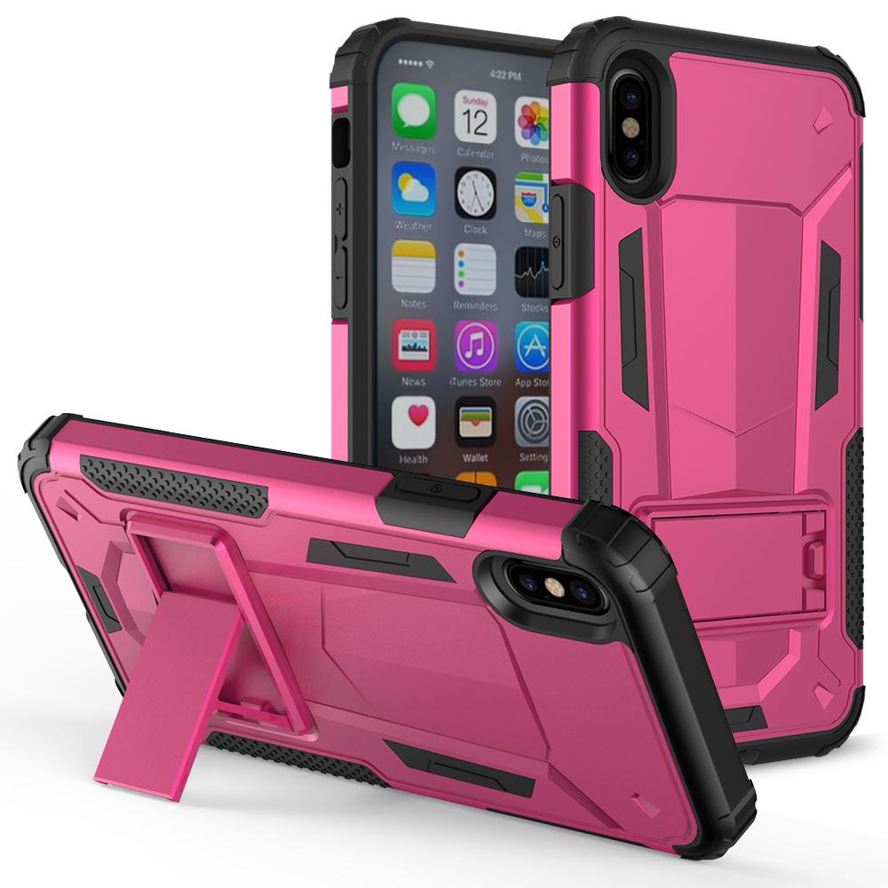 PINK IPHONE X CASE