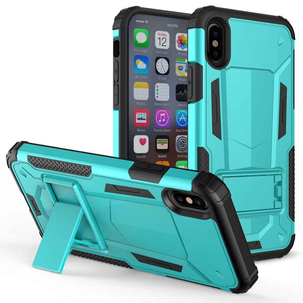 TEAL IPHONE X CASE