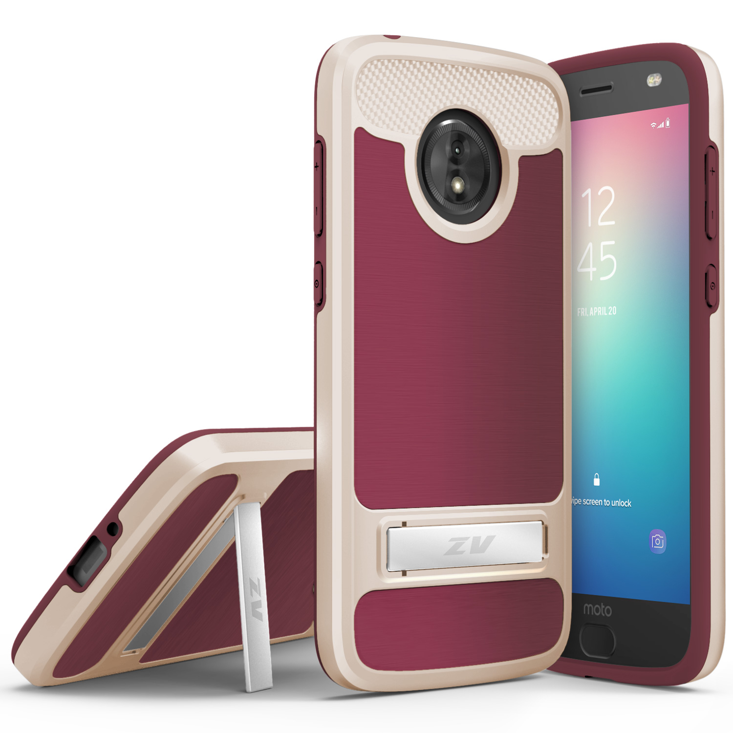 1 Moto e5 Play cases | Zizo®