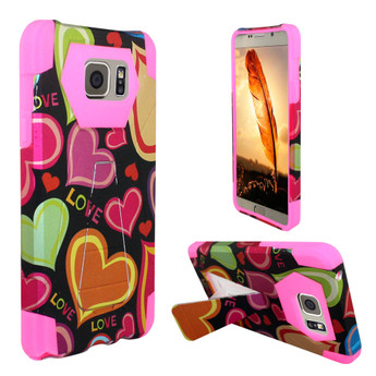 MUTLI HEARTS GALAXY S7 CASE