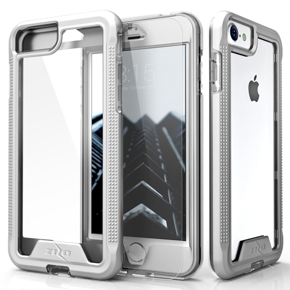 SILVER IPHONE 7 CASE