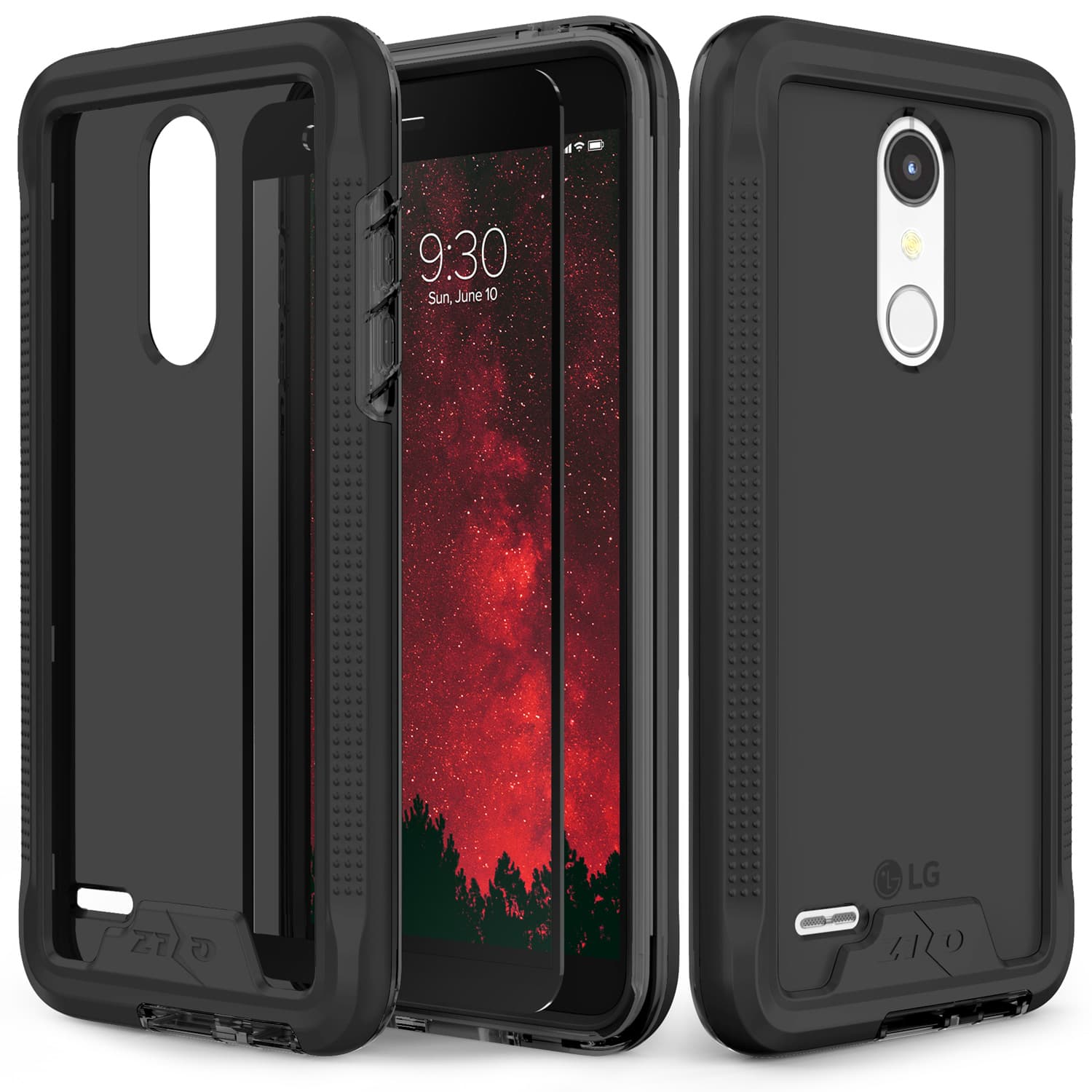 BLACK HARMONY 2 CASE
