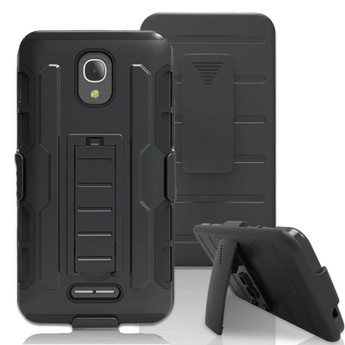 BLACK ALCATEL FIERCE 4 CASE