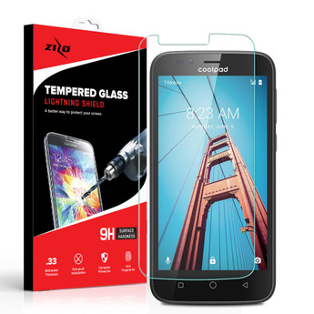 COOLPAD DEFIANT SCREEN PROTECTOR