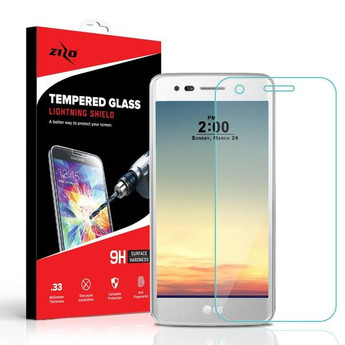 LG ARISTO 2 SCREEN PROTECTOR CASE