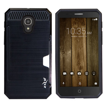 BLACK FIERCE 4 METAL HYBRID CASE
