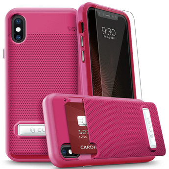 PINK IPHONE X PHASE CASE