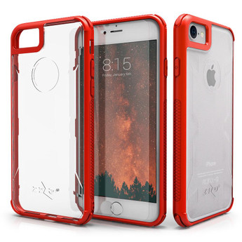 RED IPHONE 7 PIK CASE
