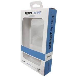 BLUE PHONE CASE PACKAGING