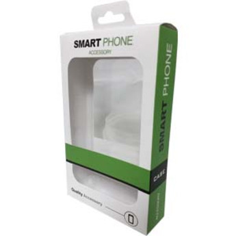 GREEN PHONE CASE PACKAGING