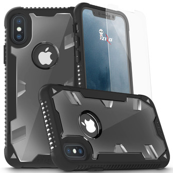 CLEAR IPHONE X PROTON CASE