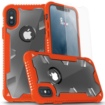 ORANGE IPHONE X PROTON CASE