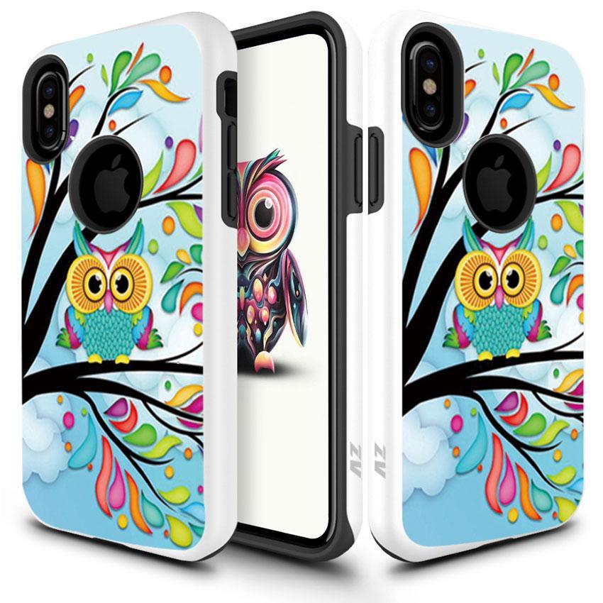 IPHONE X OWL CASE