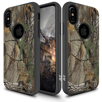 IPHONE X WOODS CASE