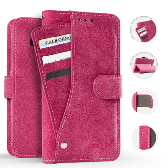 PINK WALLET COOLPAD DEFIANT CASE