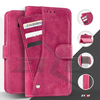 IPHONE SE POCKET WALLET PINK