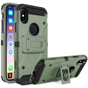 IPHONE X TOUGH ARMOR CASE